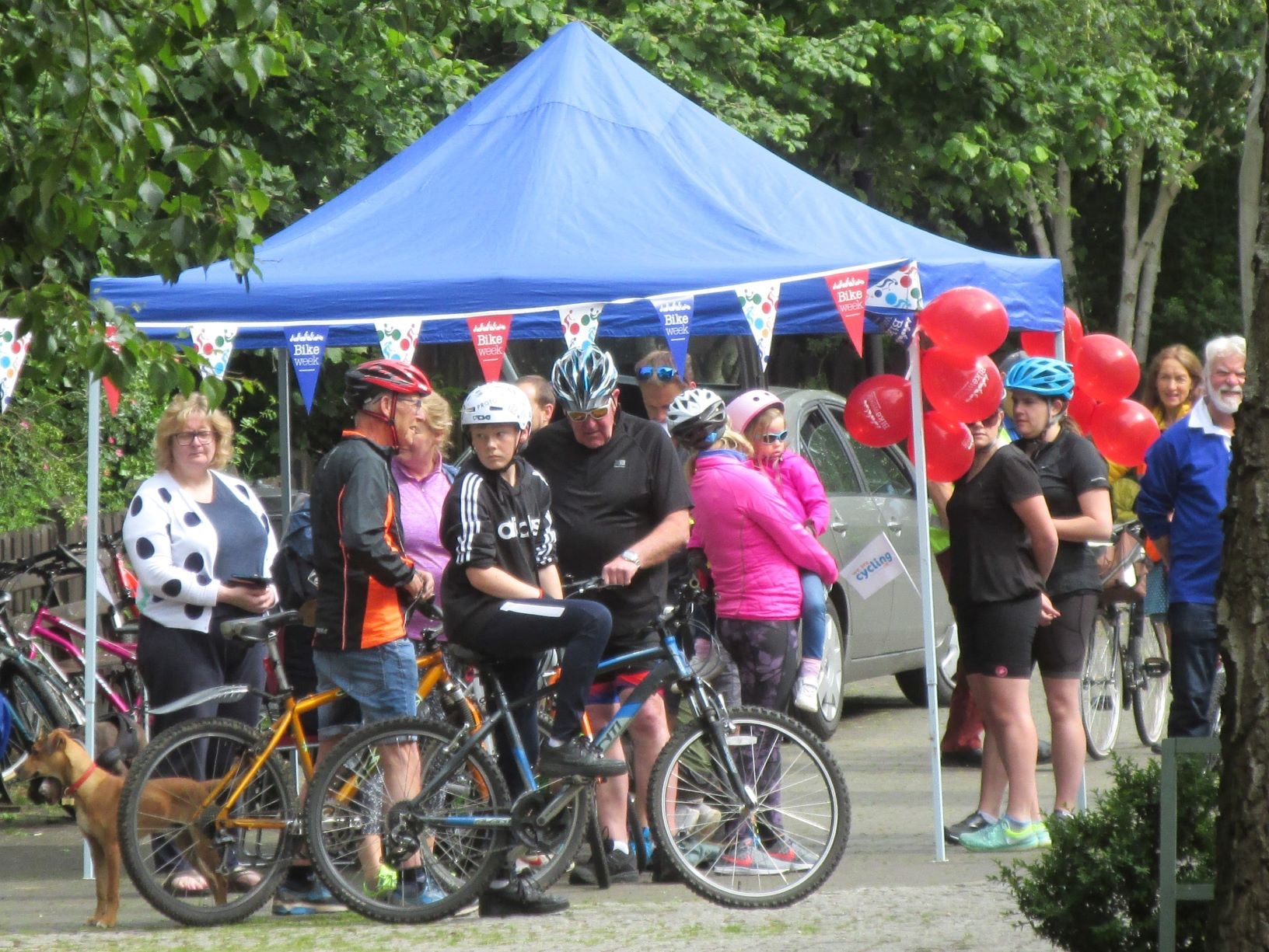 Tetbury Community Bike Ride