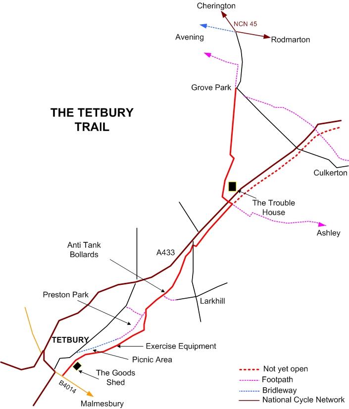 Tetbury Trail